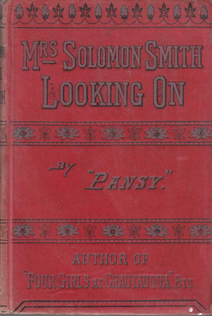 Image for Mrs Solomon Smith Looking On