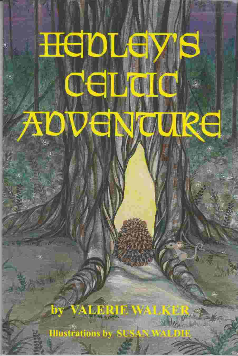 Image for Hedley's Celtic Adventure