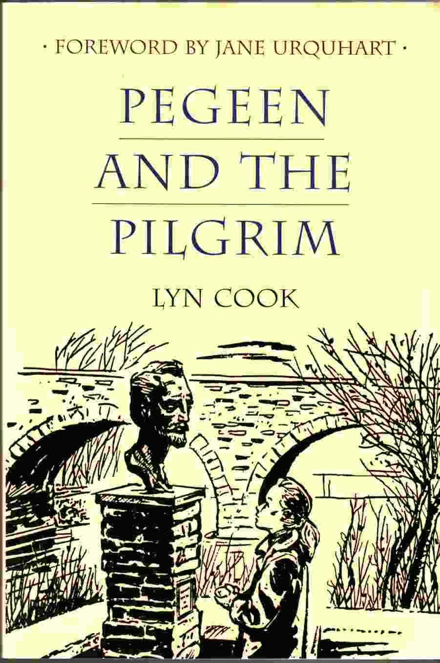 Image for Pegeen and the Pilgrim