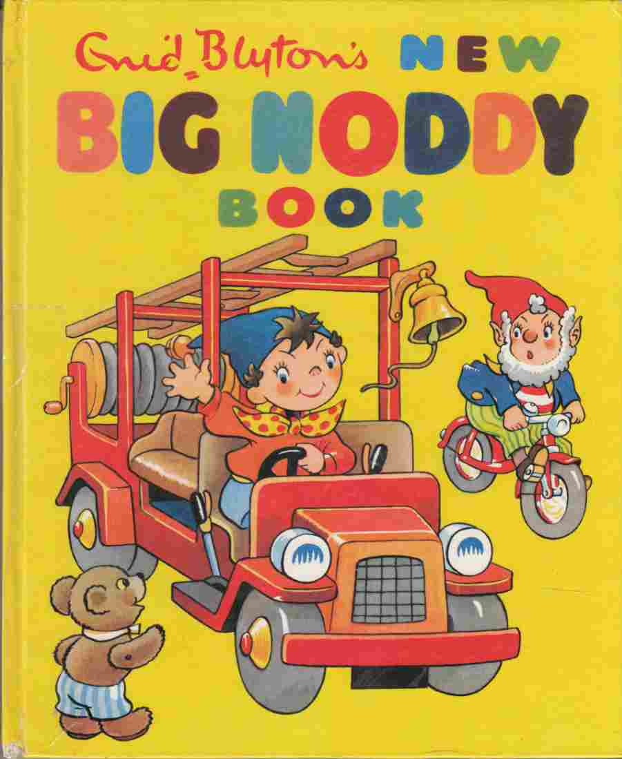 Image for The New Big Noddy Book