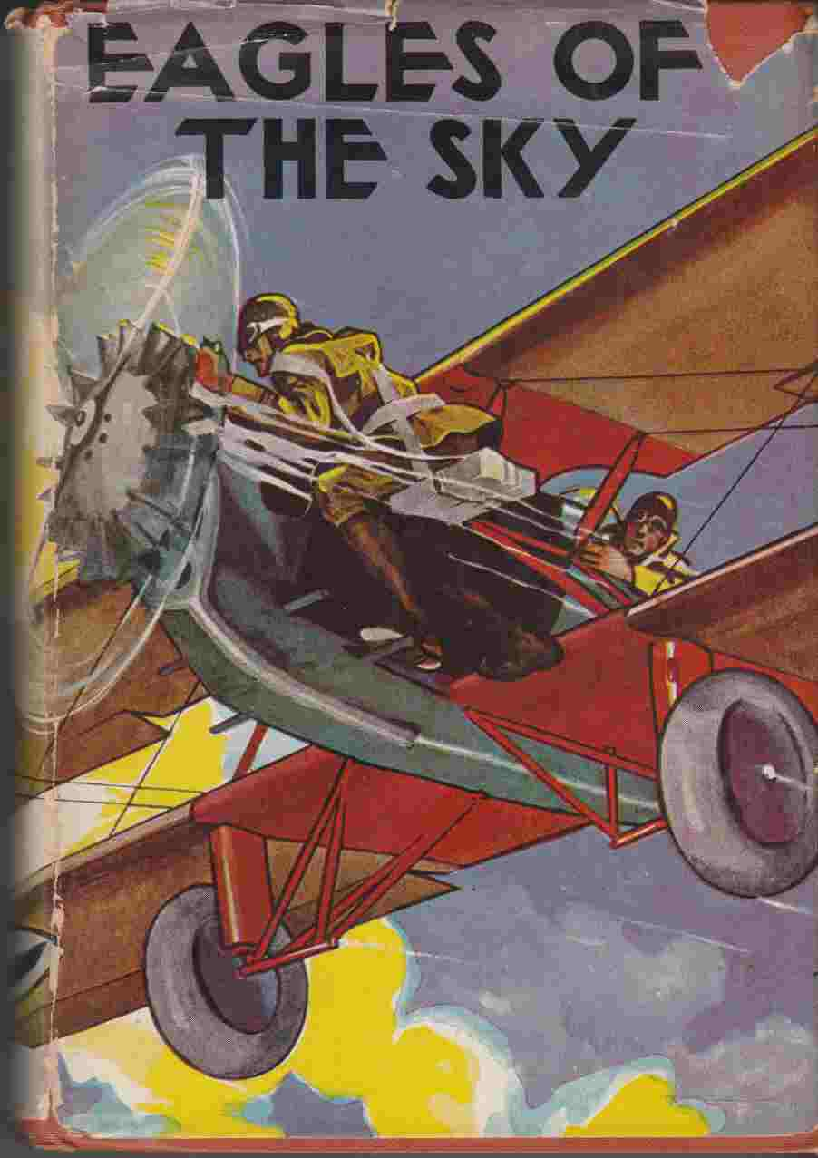 Image for Eagles of the Sky Or, With Jack Ralston Along the Air Lanes