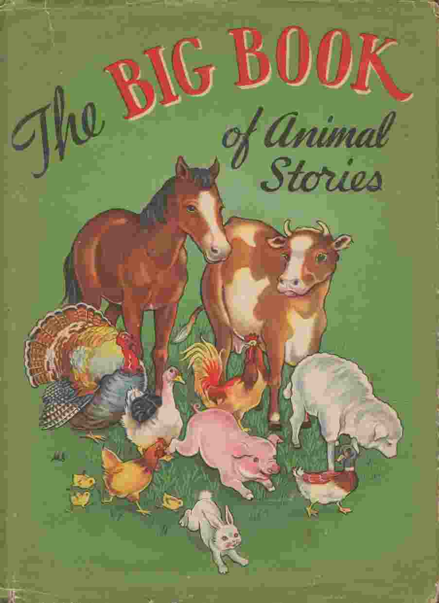 Image for The Big Book of Animal Stories