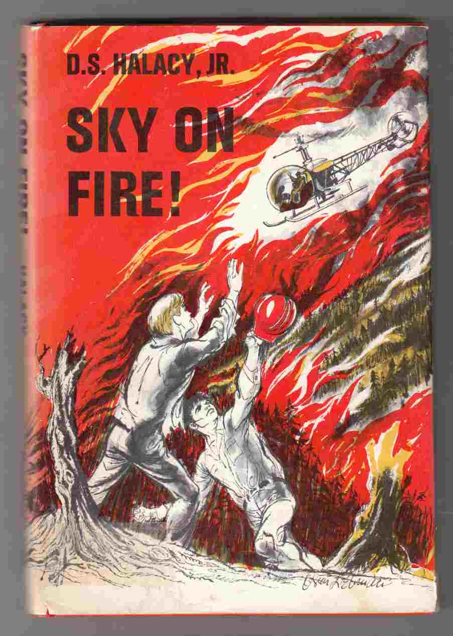 Image for Sky on Fire!