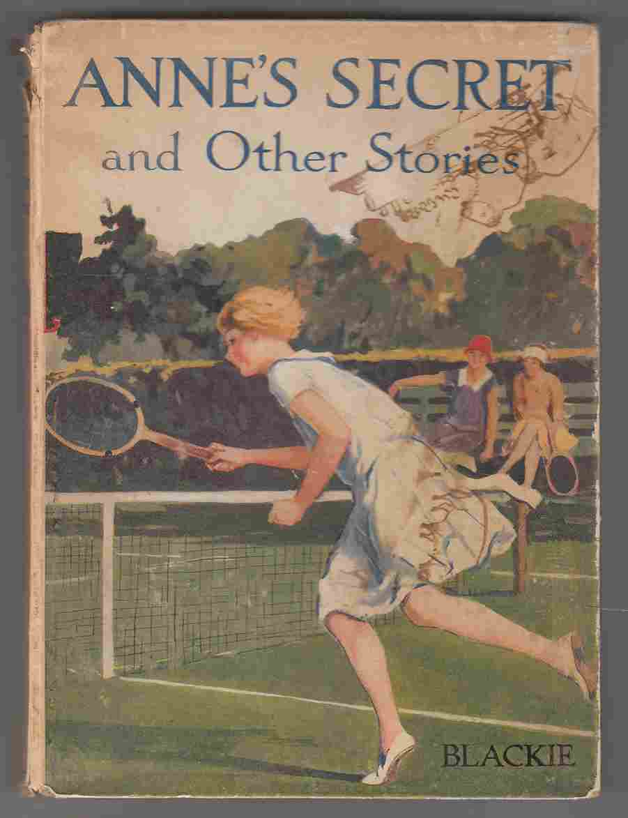 Image for Anne's Secret and Other Stories
