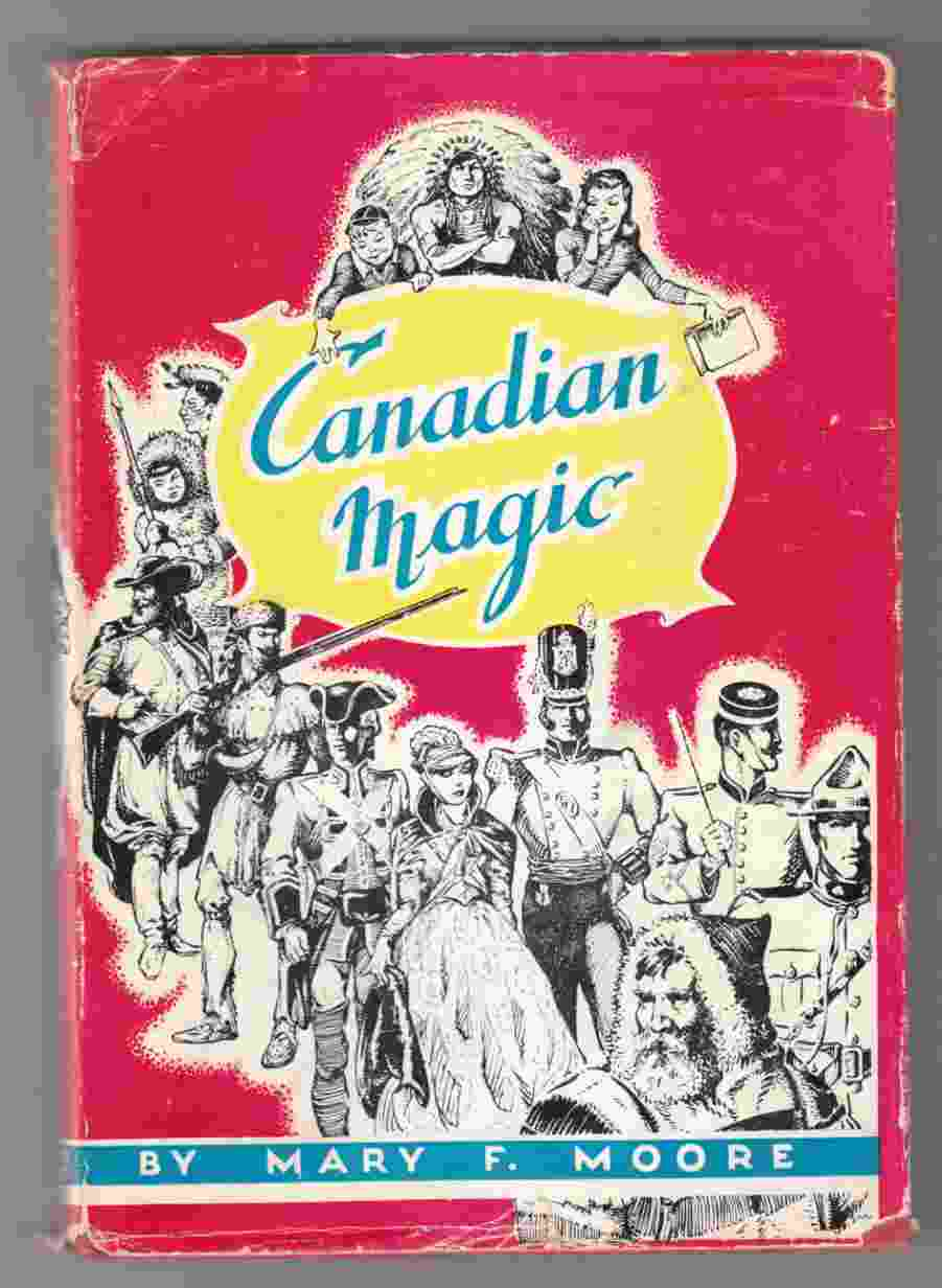 Image for Canadian Magic