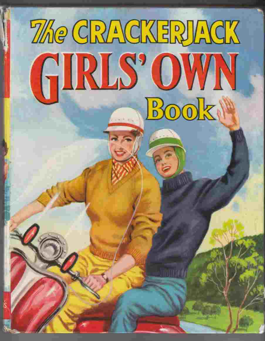 Image for The Crackerjack Girls' Own Book