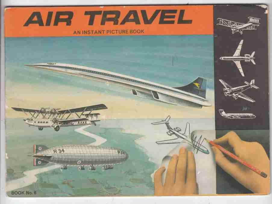 Image for Air Travel Instant Picture Book No. 6