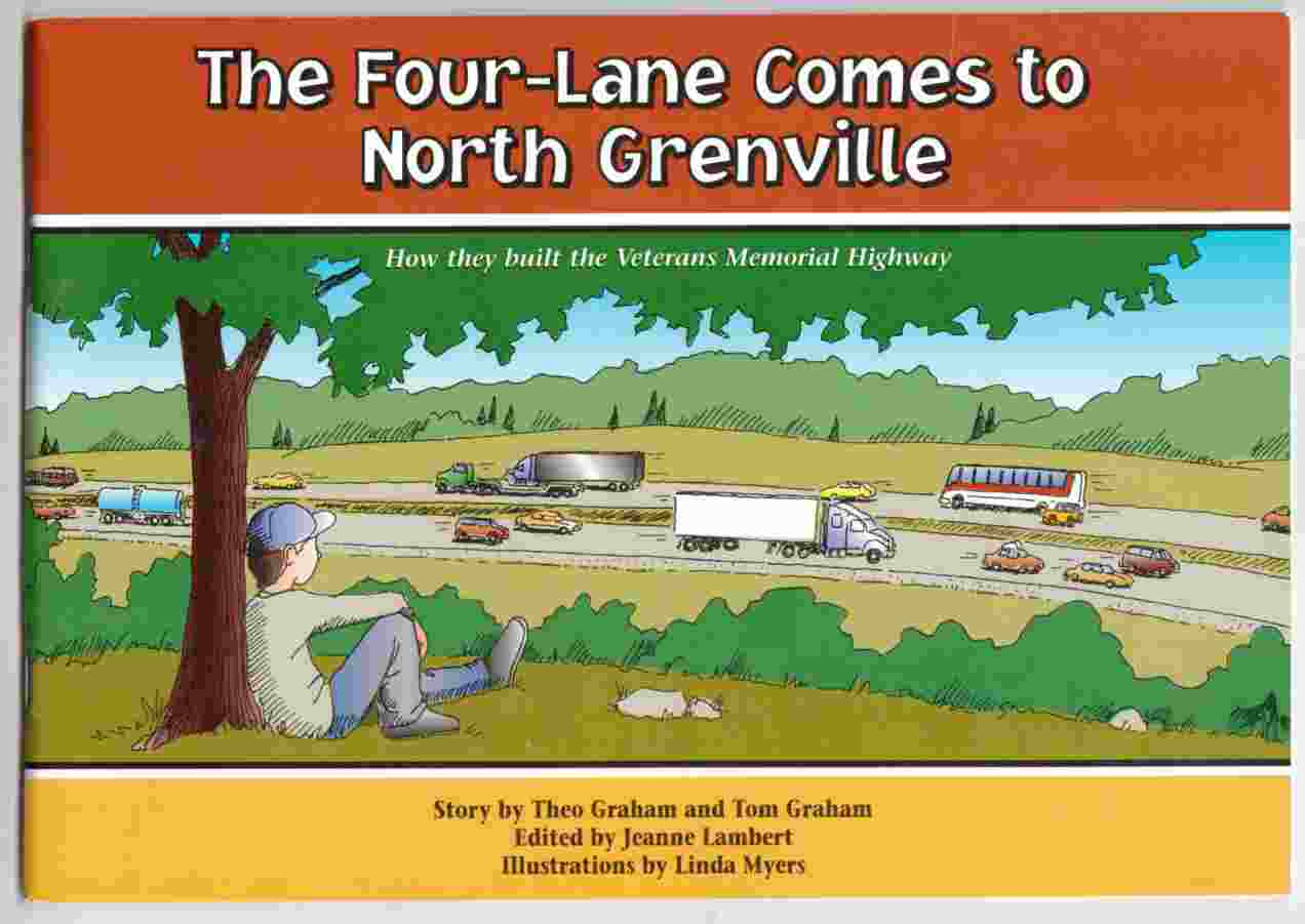 Image for The Four-Lane Comes to North Grenville How They Built the Veterans Memorial Highway