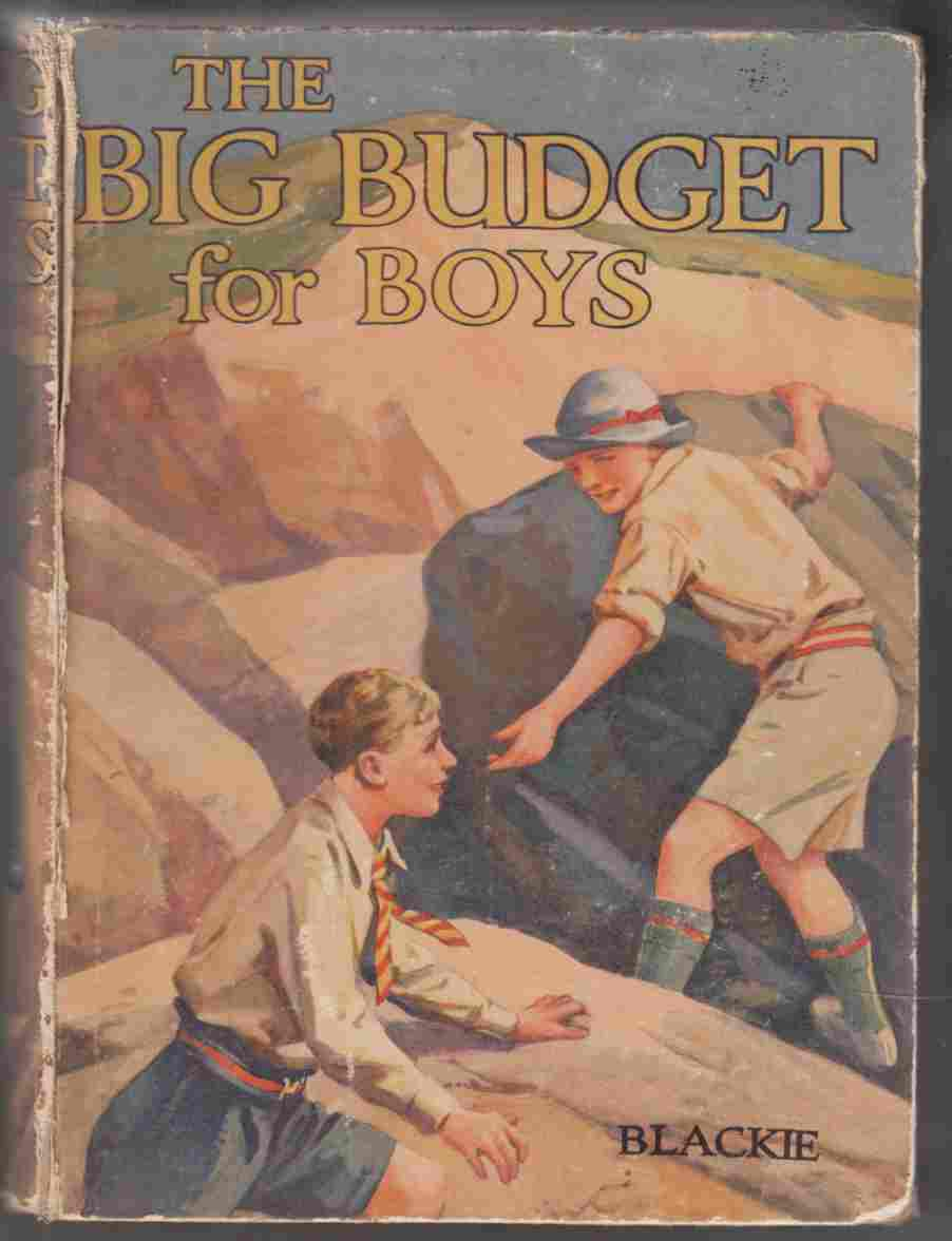 Image for The Big Budget for Boys