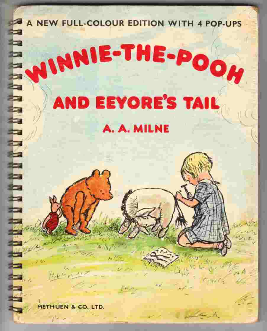 Image for Winnie-The-Pooh and Eeyore's Tail A Pop-Up Picture Book