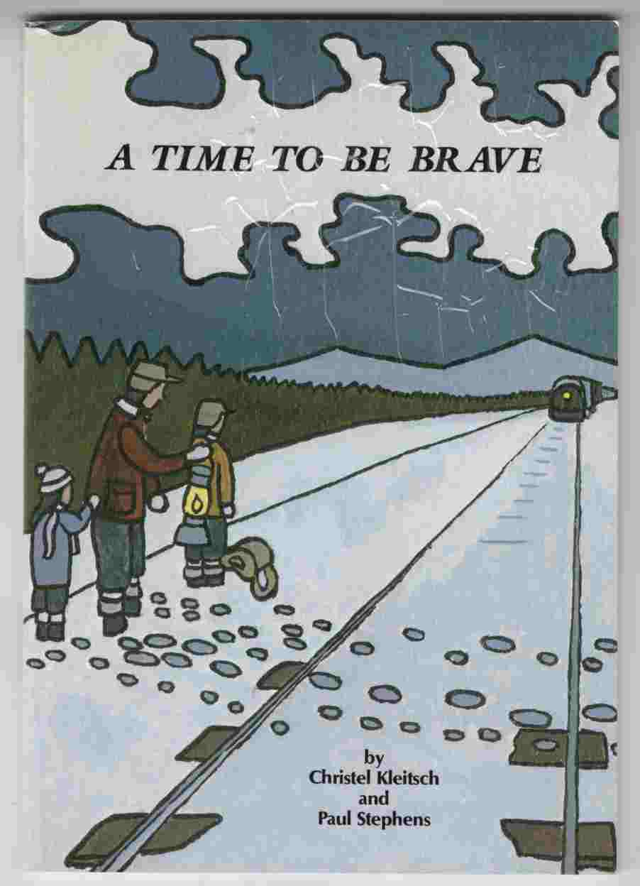 Image for A Time to be Brave