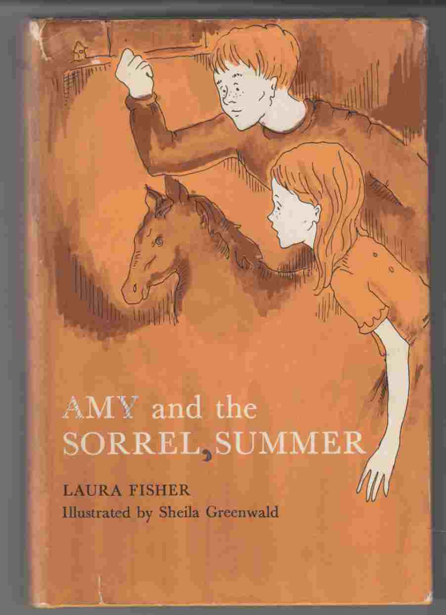 Image for Amy and the Sorrel Summer