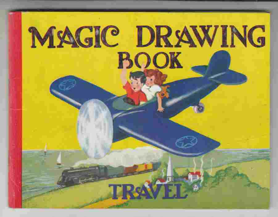 Image for Magic Drawing Book - Travel