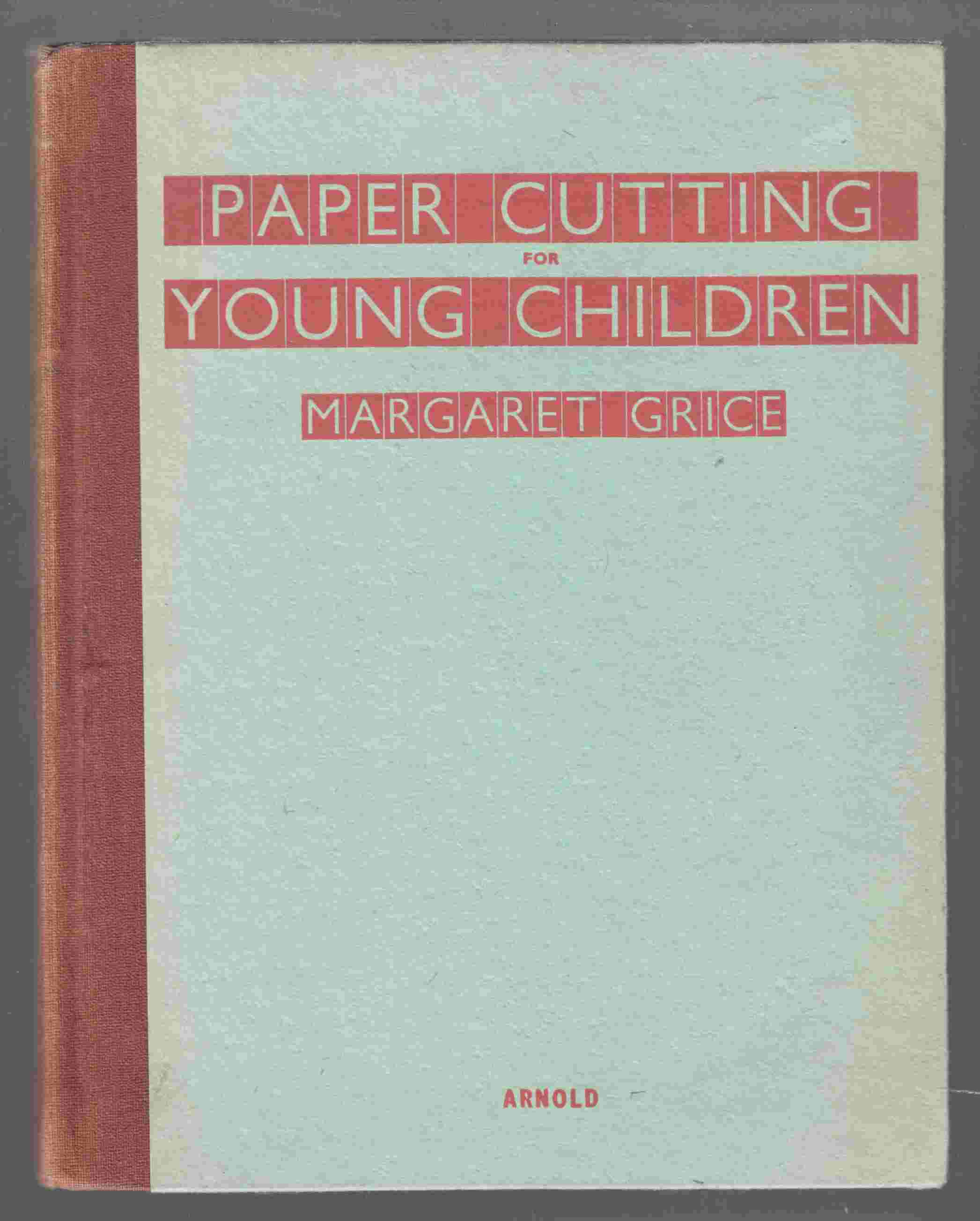 Image for Paper-Cutting for Young Children