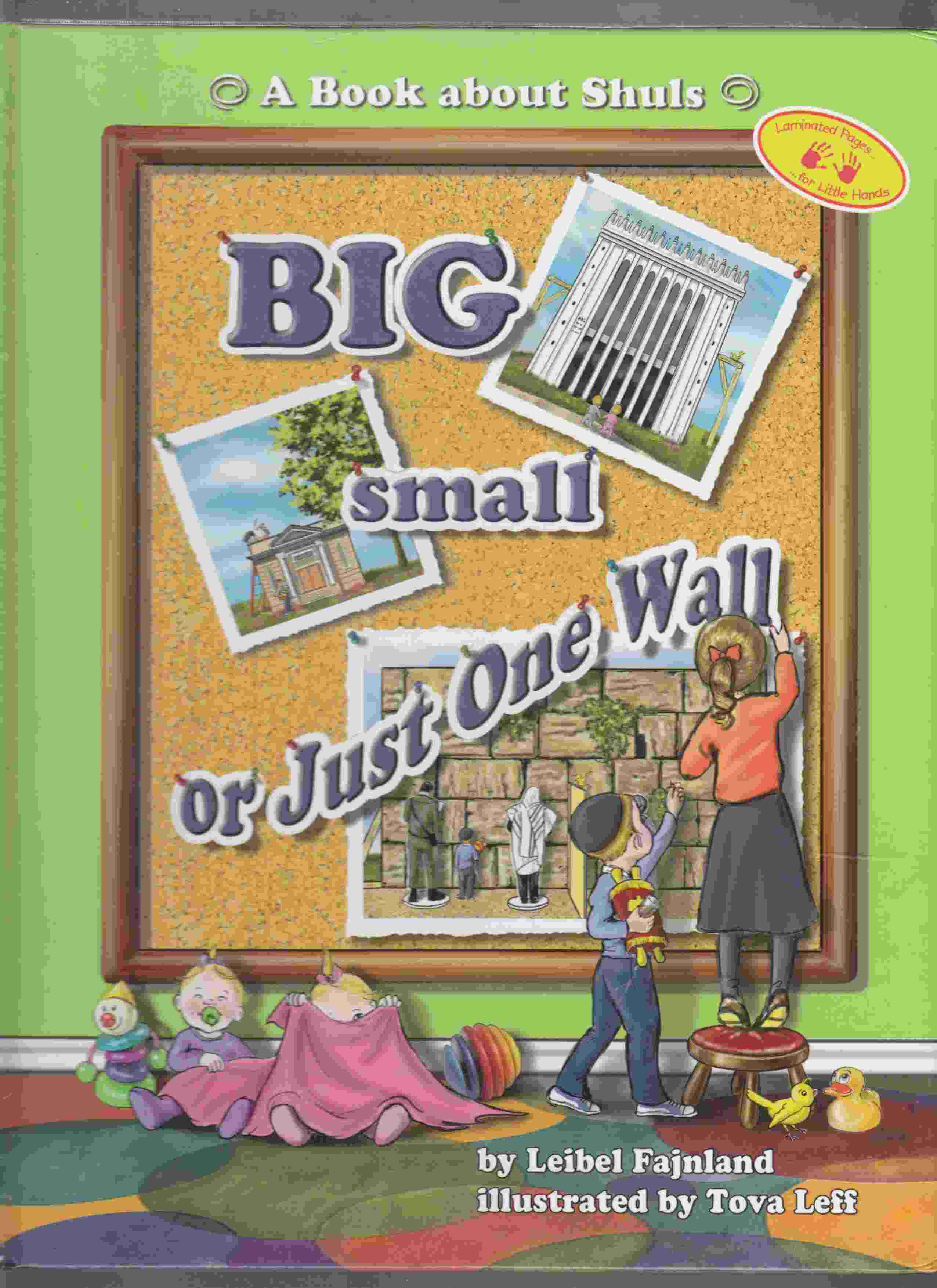 Image for Big Small or Just One Wall
