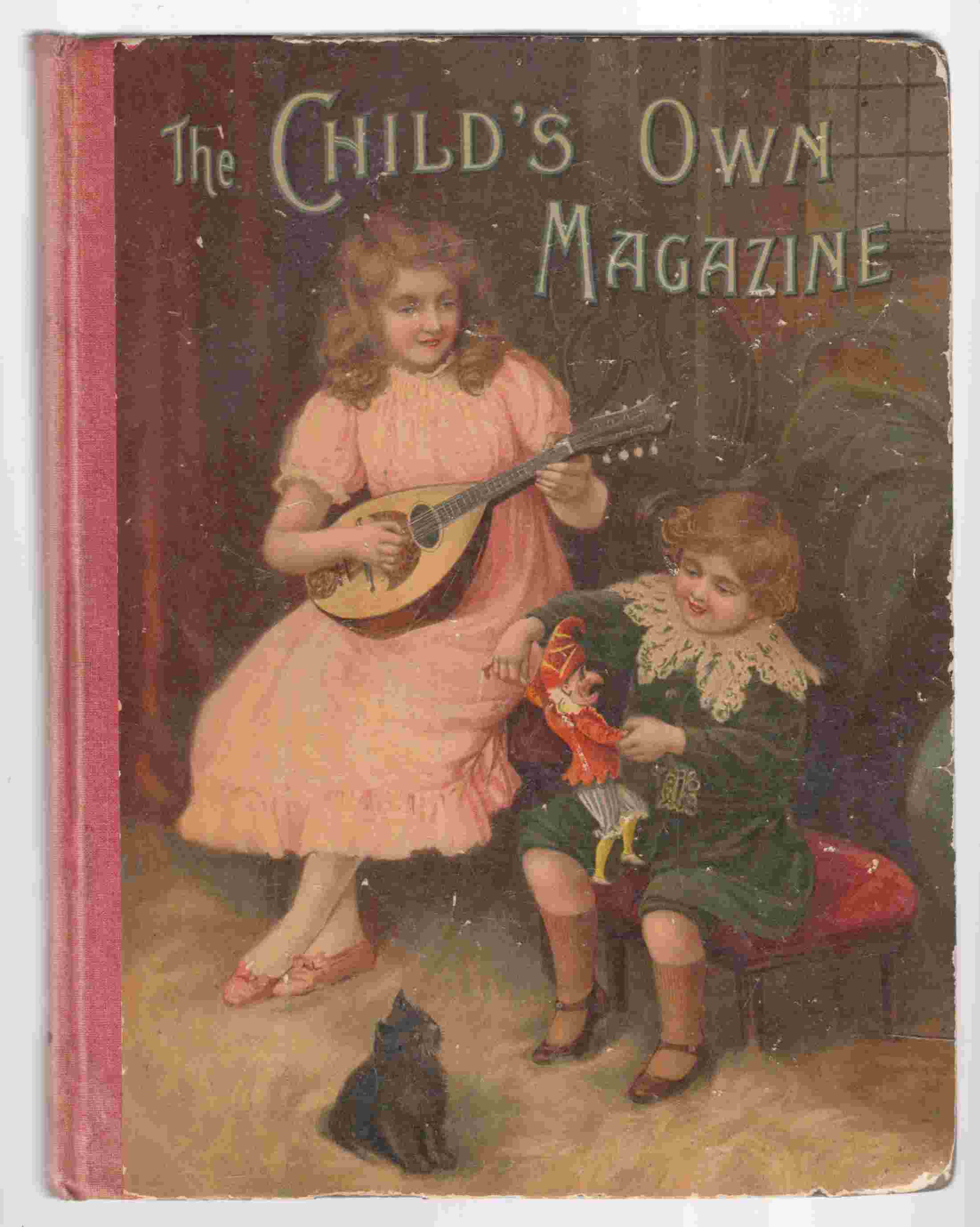 Image for The Child's Own Magazine Seventy-Second Annual Volume