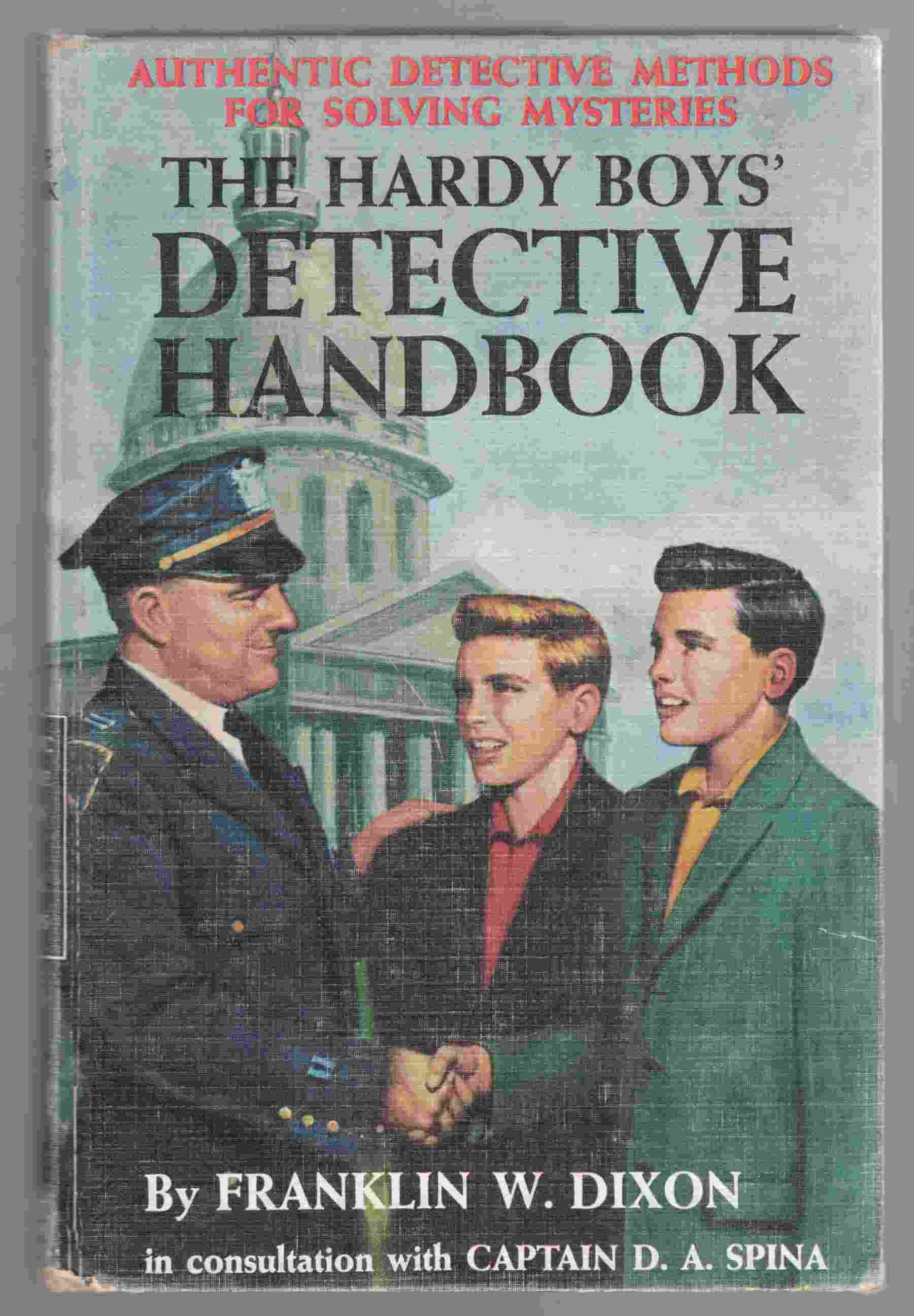 Image for The Hardy Boys' Detective Book