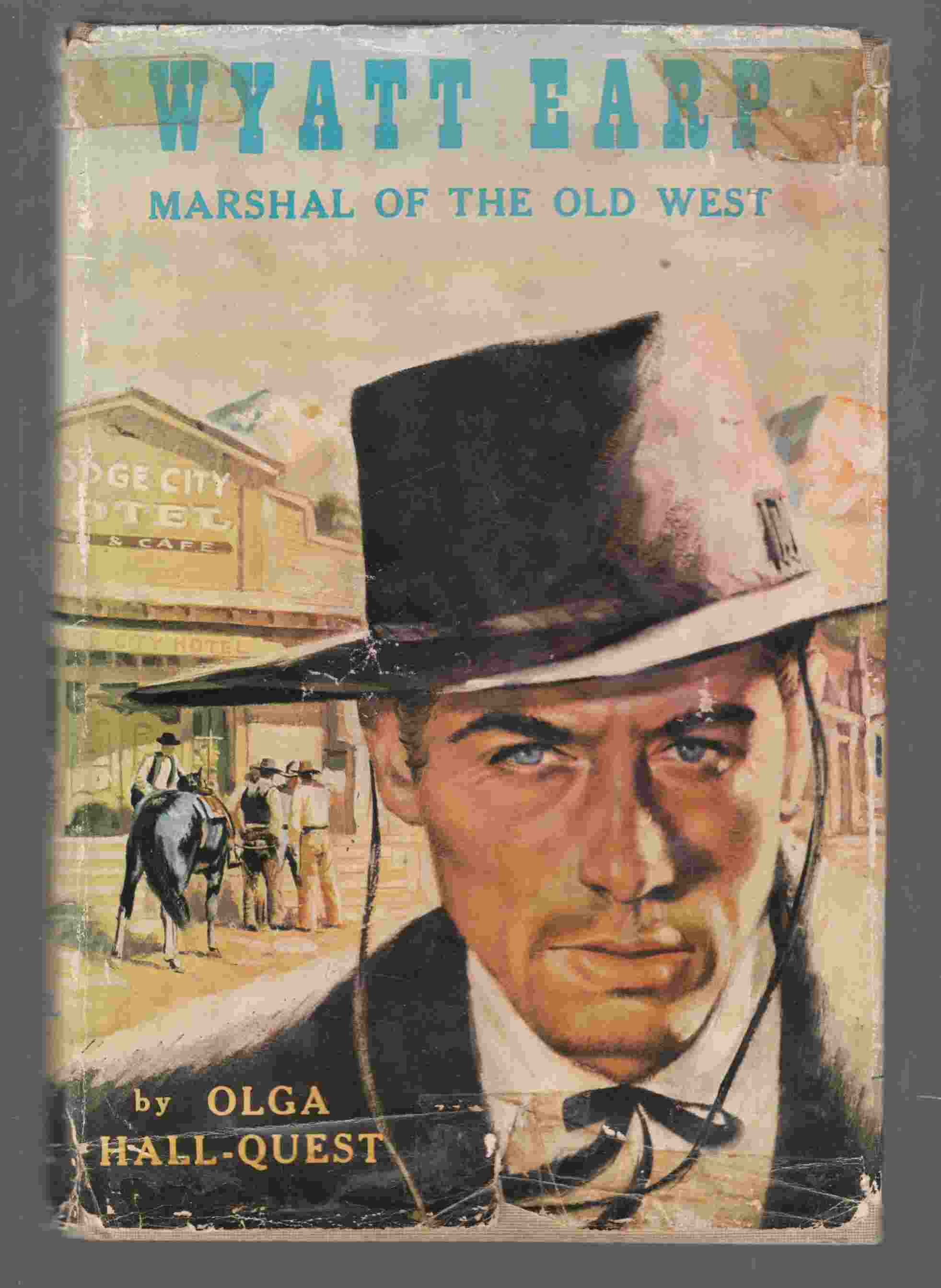 Image for Wyatt Earp Marshal of the Old West