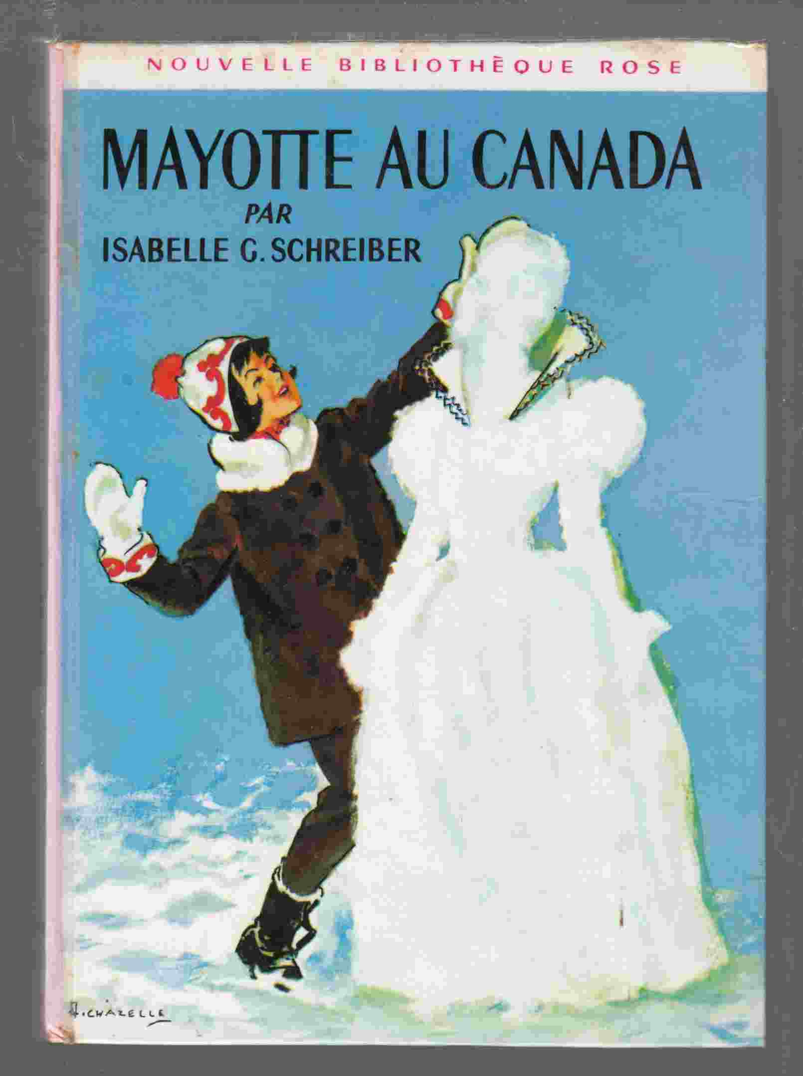 Image for Mayotte Au Canada