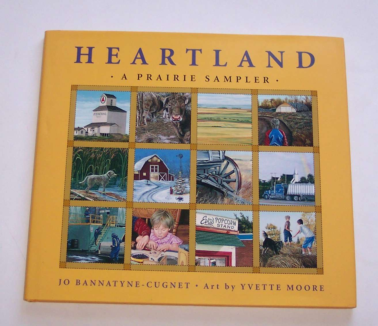 Image for Heartland A Prairie Sampler