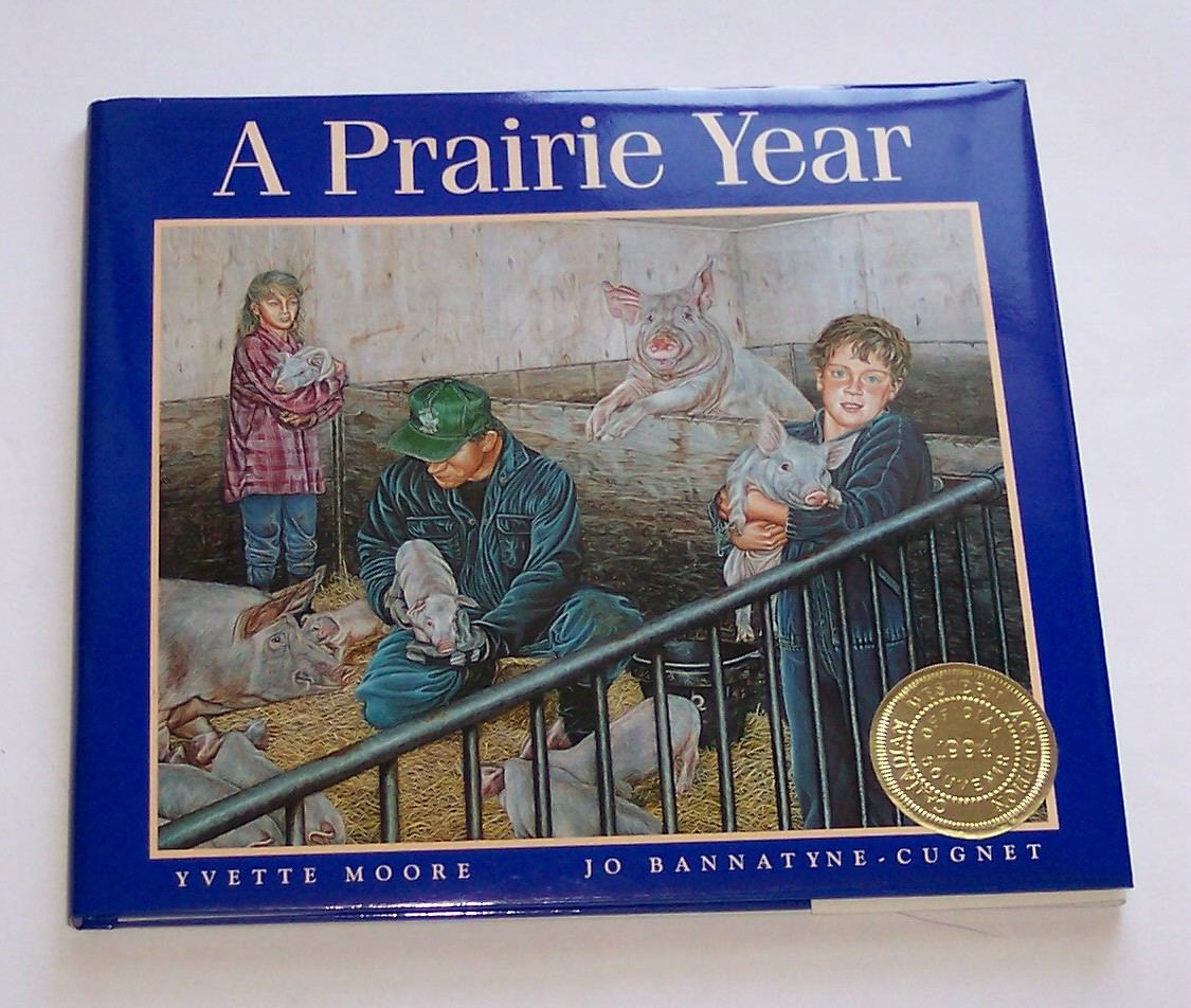 Image for A Prairie Year