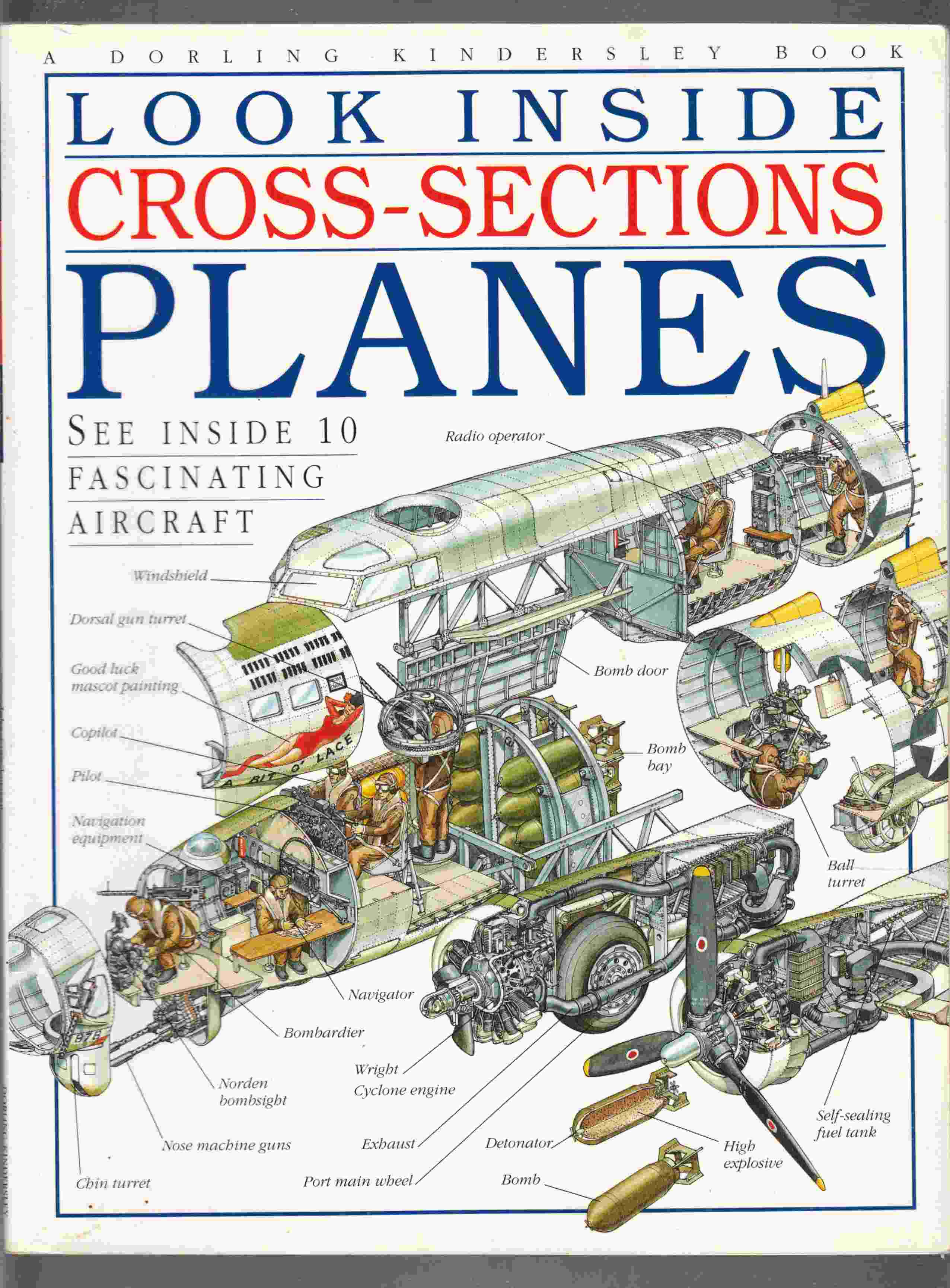 Image for Look Inside Cross-Sections Planes