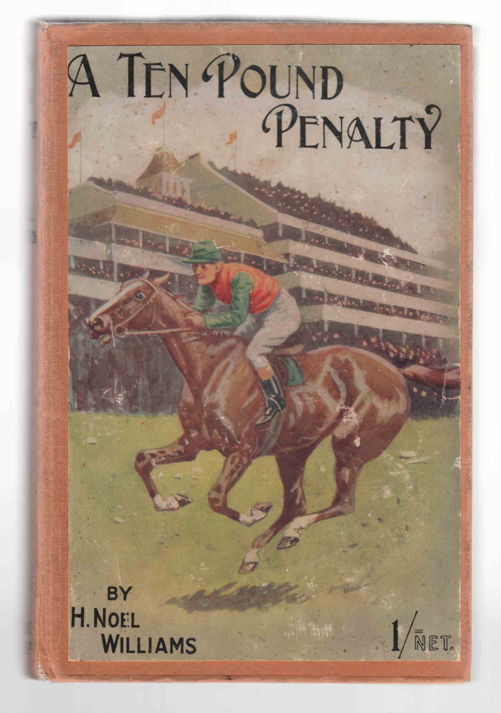Image for A Ten Pound Penalty A Tale of the Turf