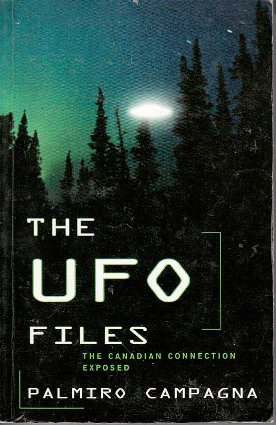 Image for The UFO Files The Canadian Connection Exposed