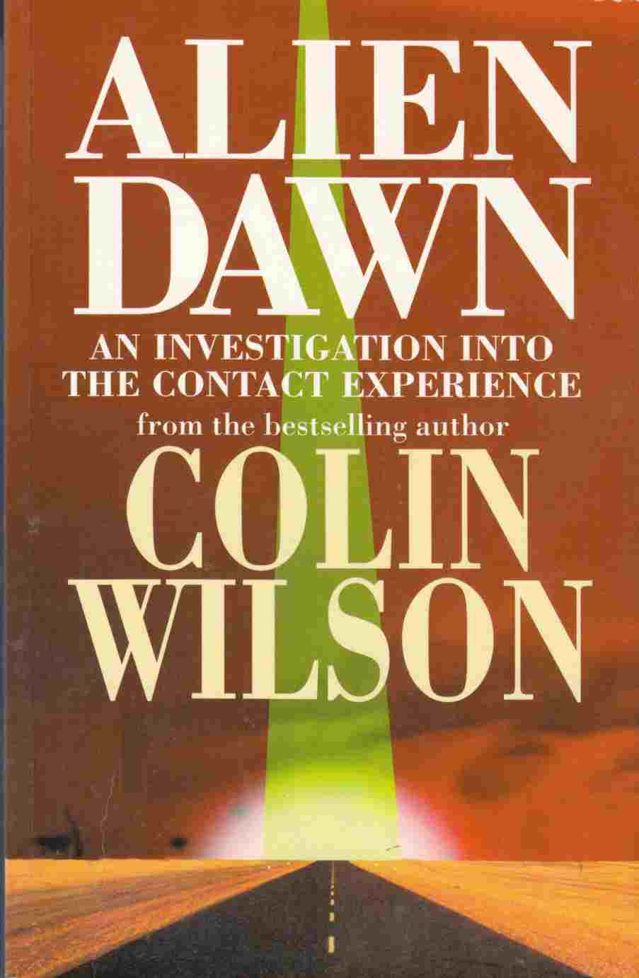 Image for Alien Dawn: An Investigation Into the Contact Experience
