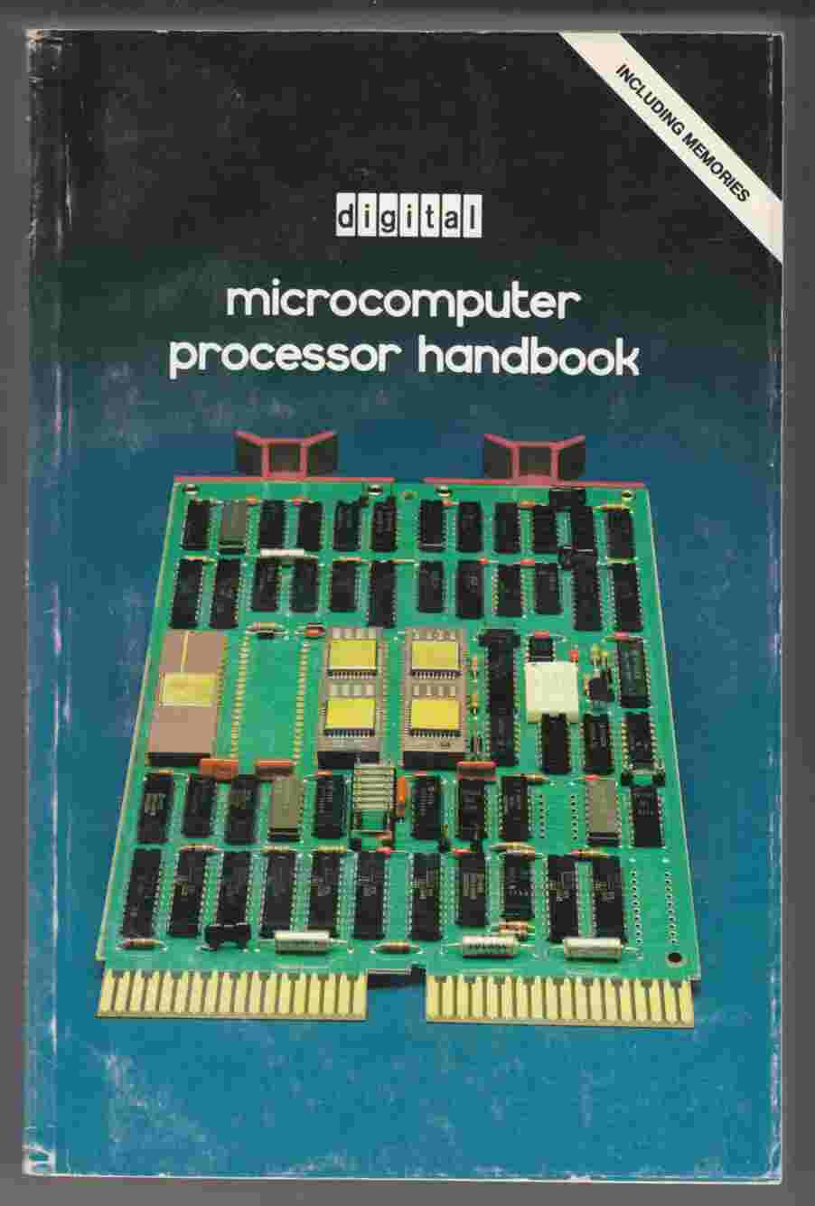 Image for Microcomputer Processor Handbook