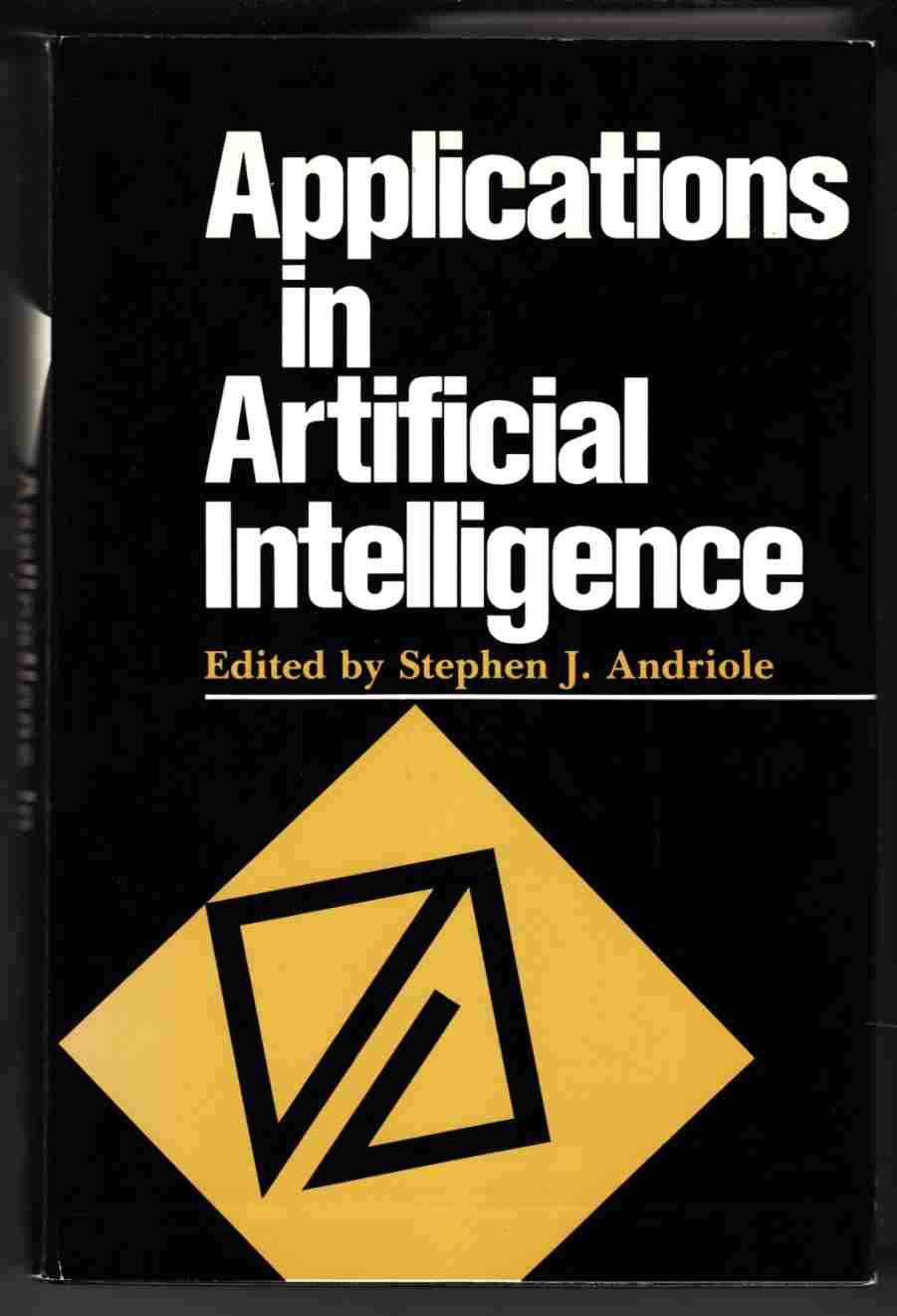 Image for Applications in Artificial Intelligence