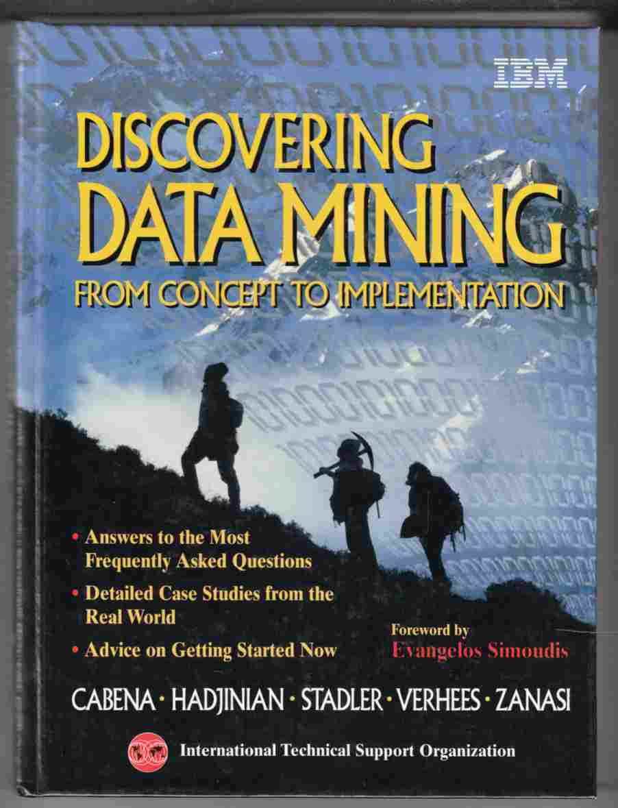 Image for Discovering Data Mining: From Concept to Implementation