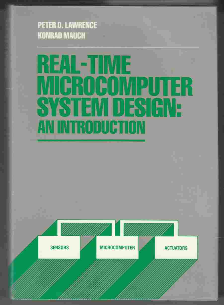 Image for Real-Time Microcomputer System Design  An Introduction