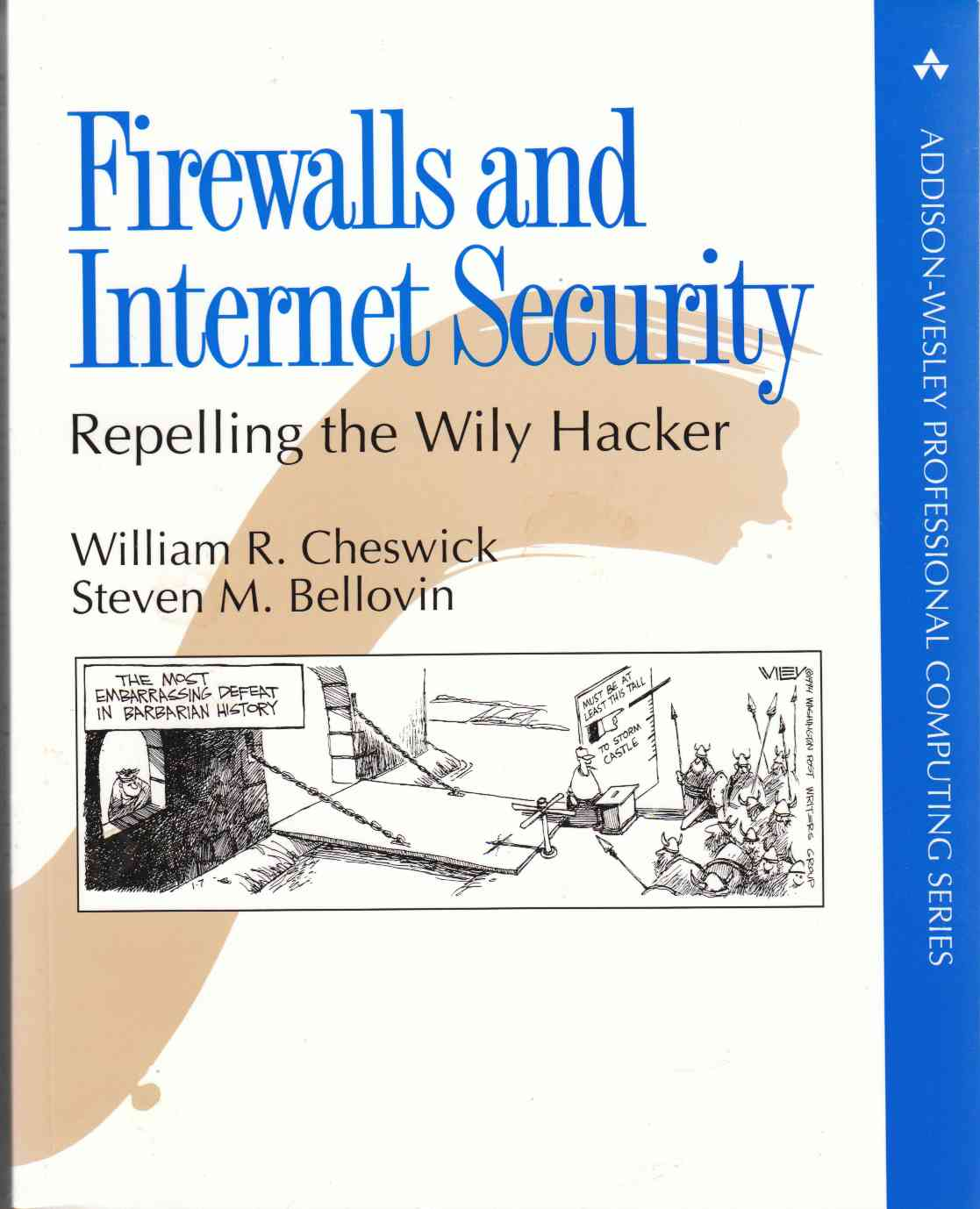 Image for Firewalls and Internet Security Repelling the Wily Hacker