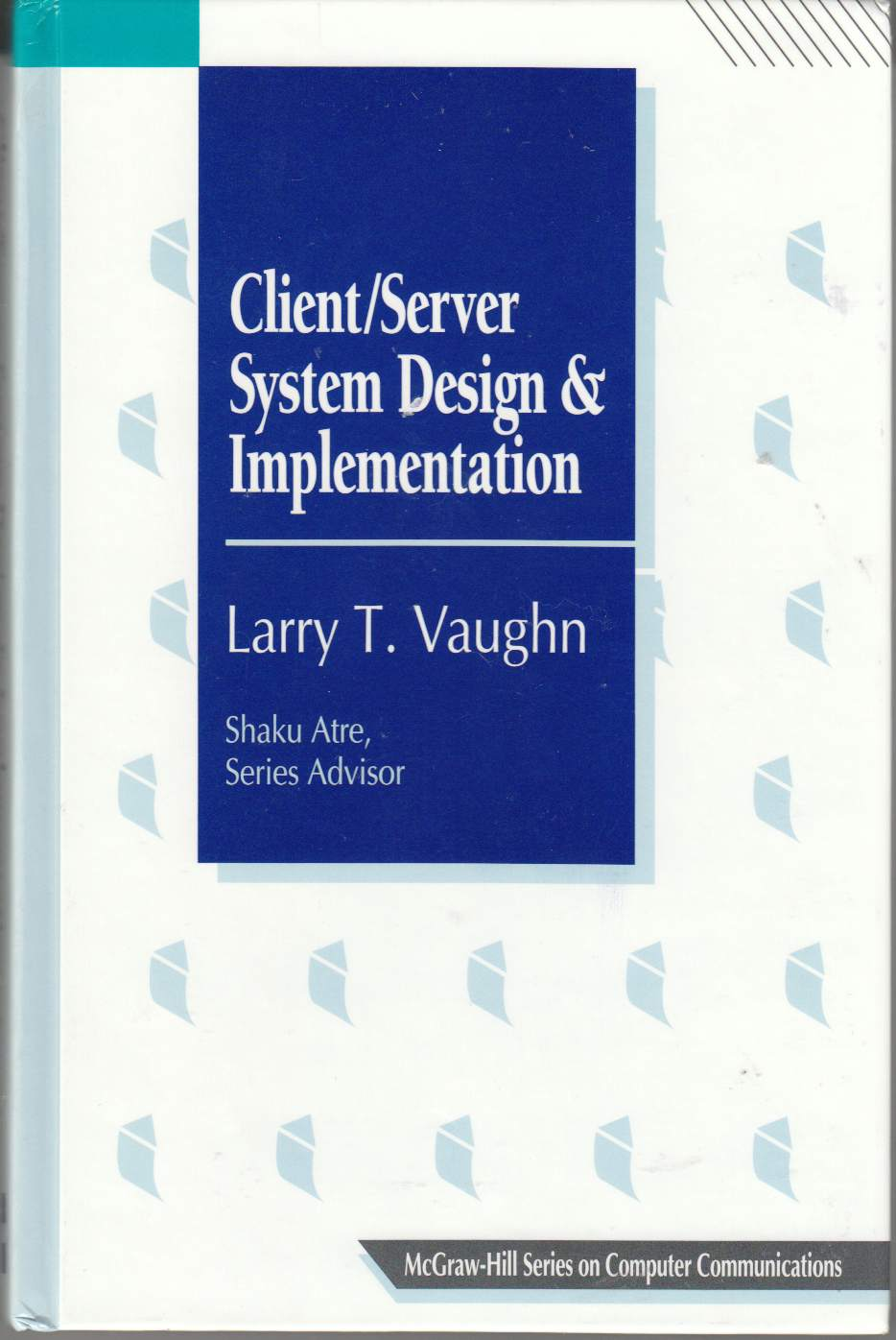 Image for Client/Server System Design & Implementation