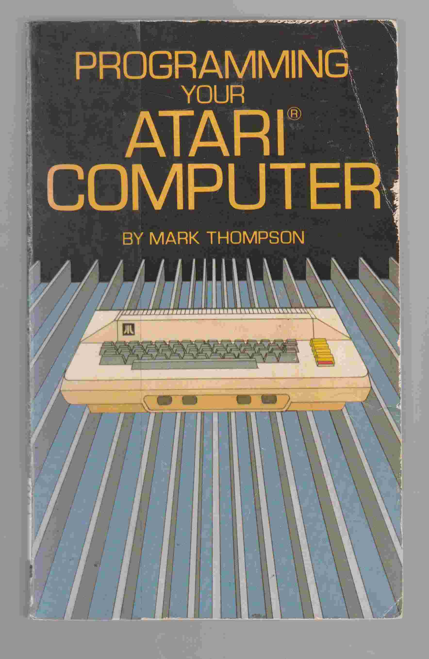 Image for Programming Your ATARI Computer