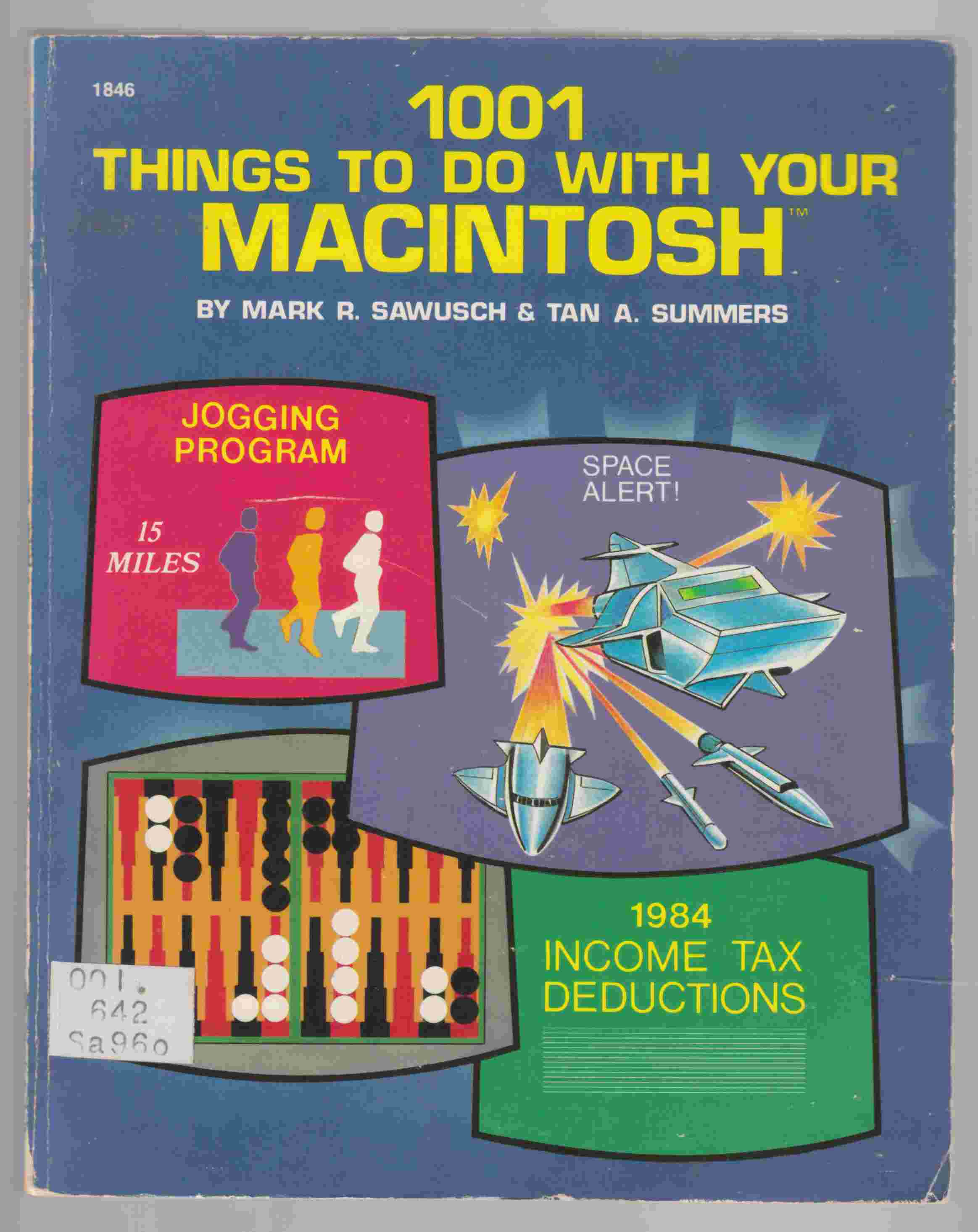 Image for 1001 Things to Do with Your Macintosh