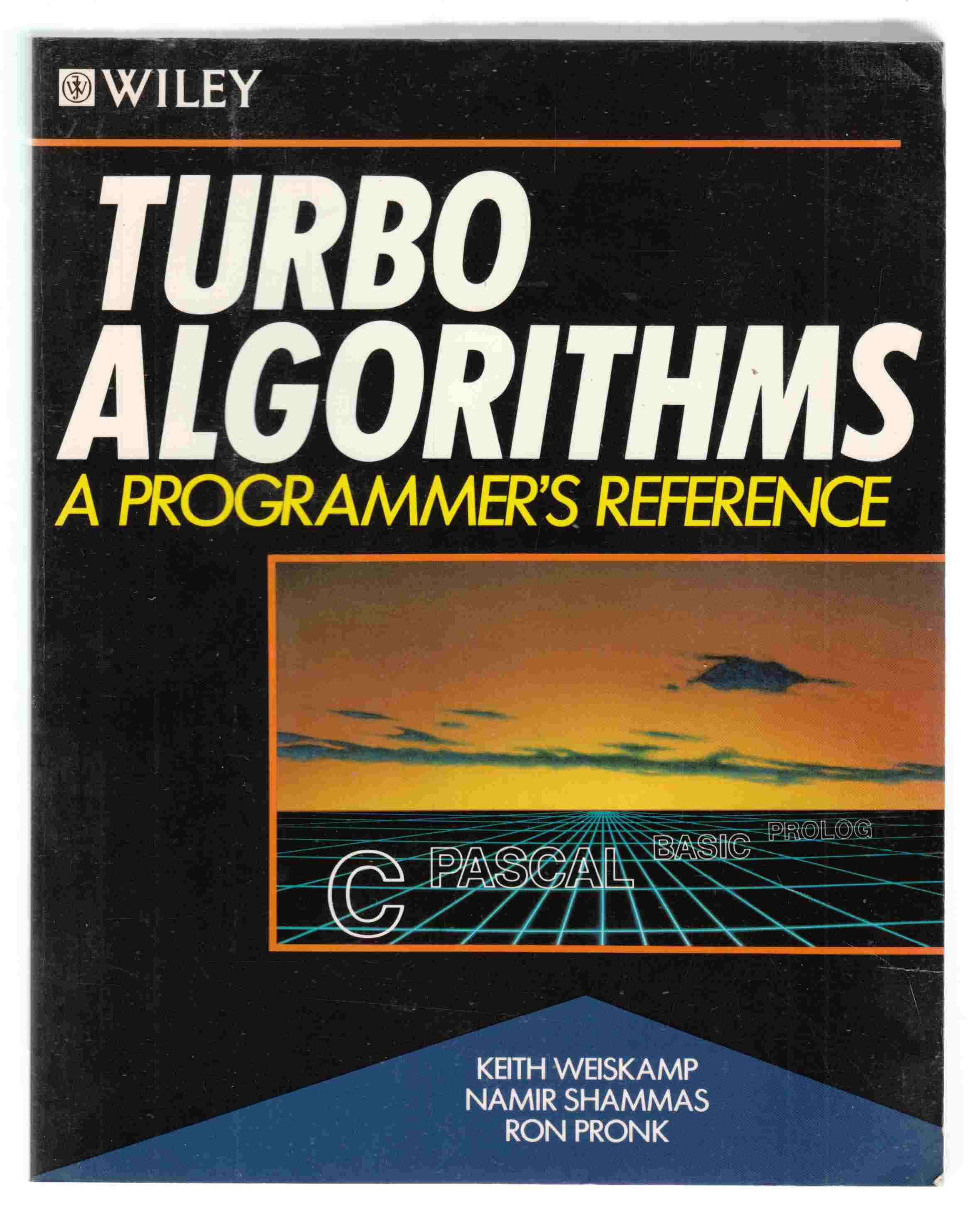 Image for Turbo Algorithms A Programmer`s Reference