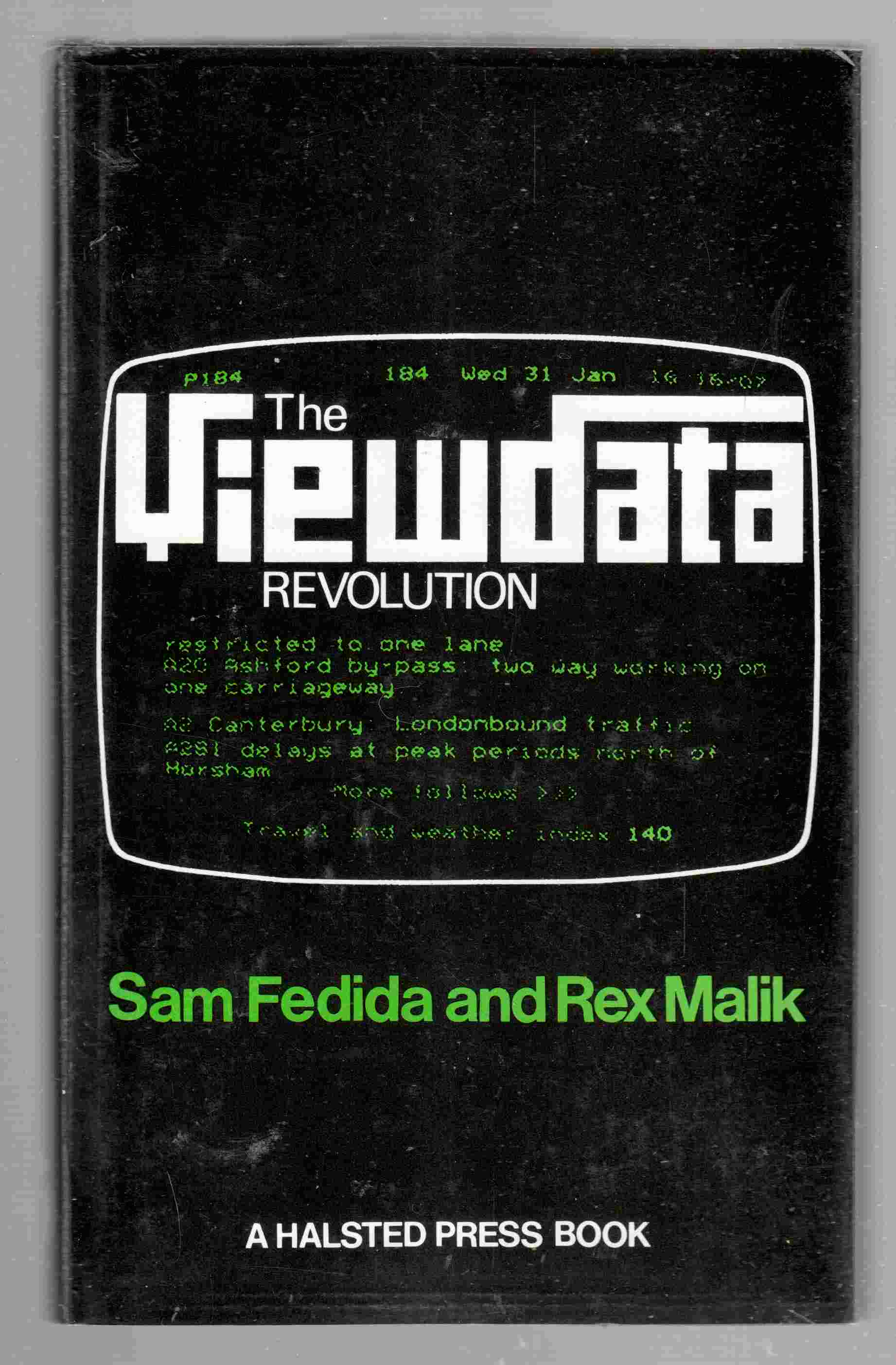 Image for The Viewdata Revolution