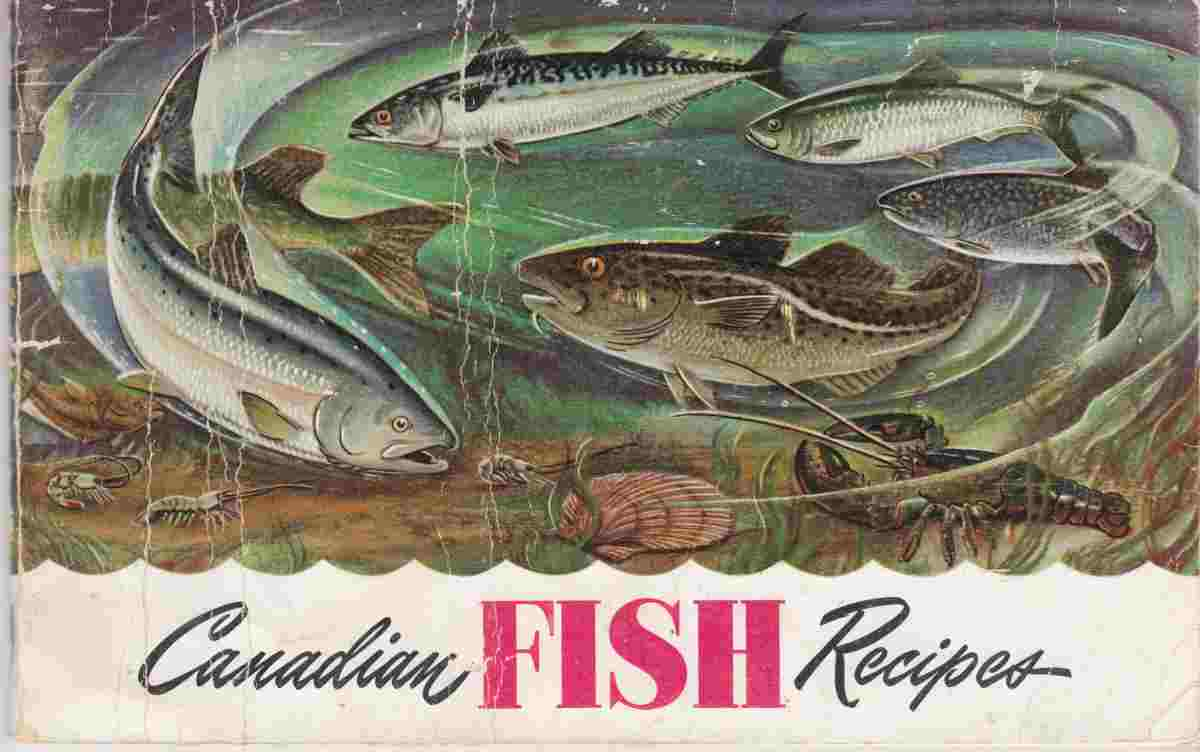 Image for Canadian Fish Recipes