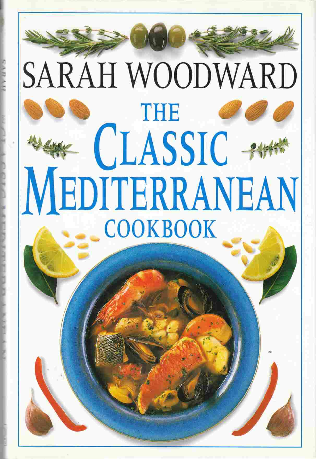 Image for The Classic Mediterranean Cookbook