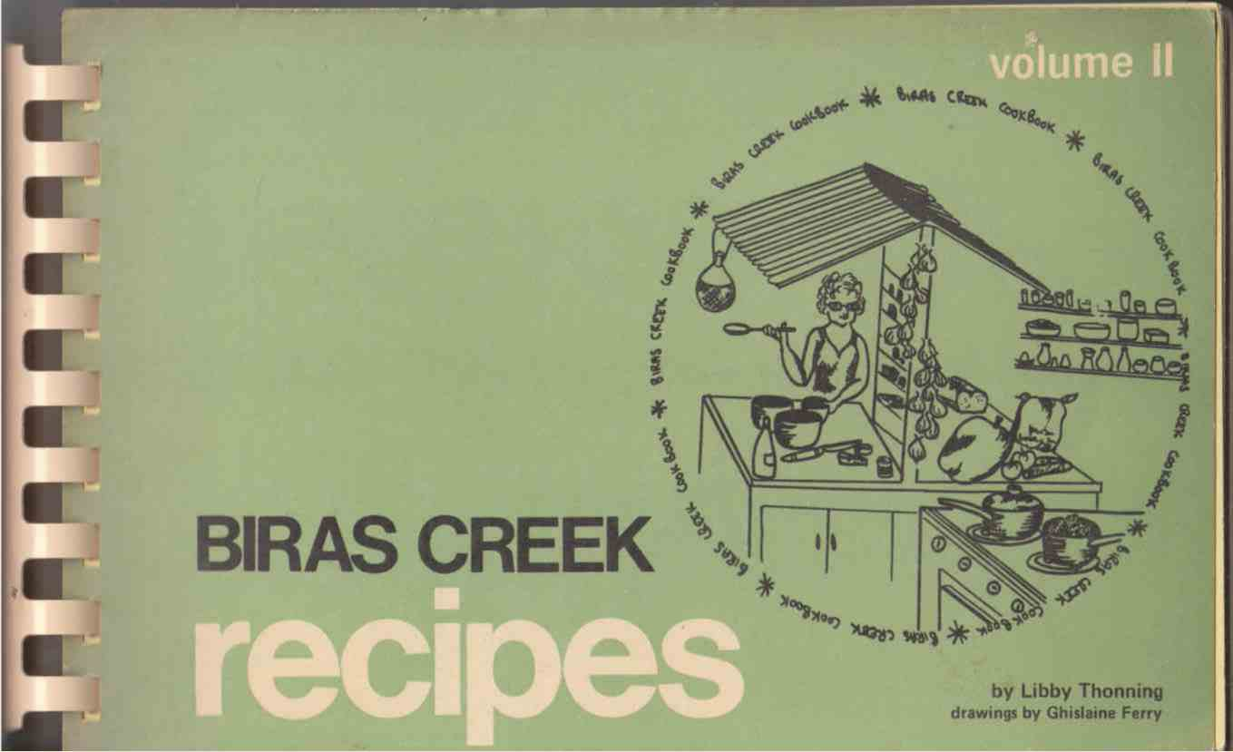 Image for Biras Creek Recipes Volume II
