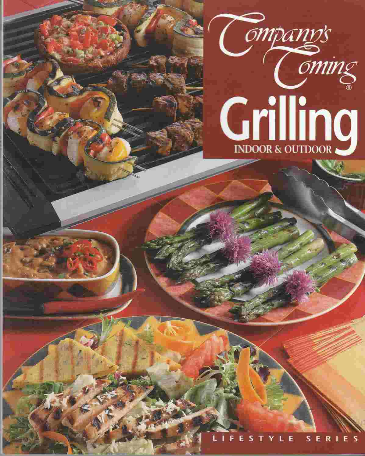 Image for Grilling: Indoor and Outdoor