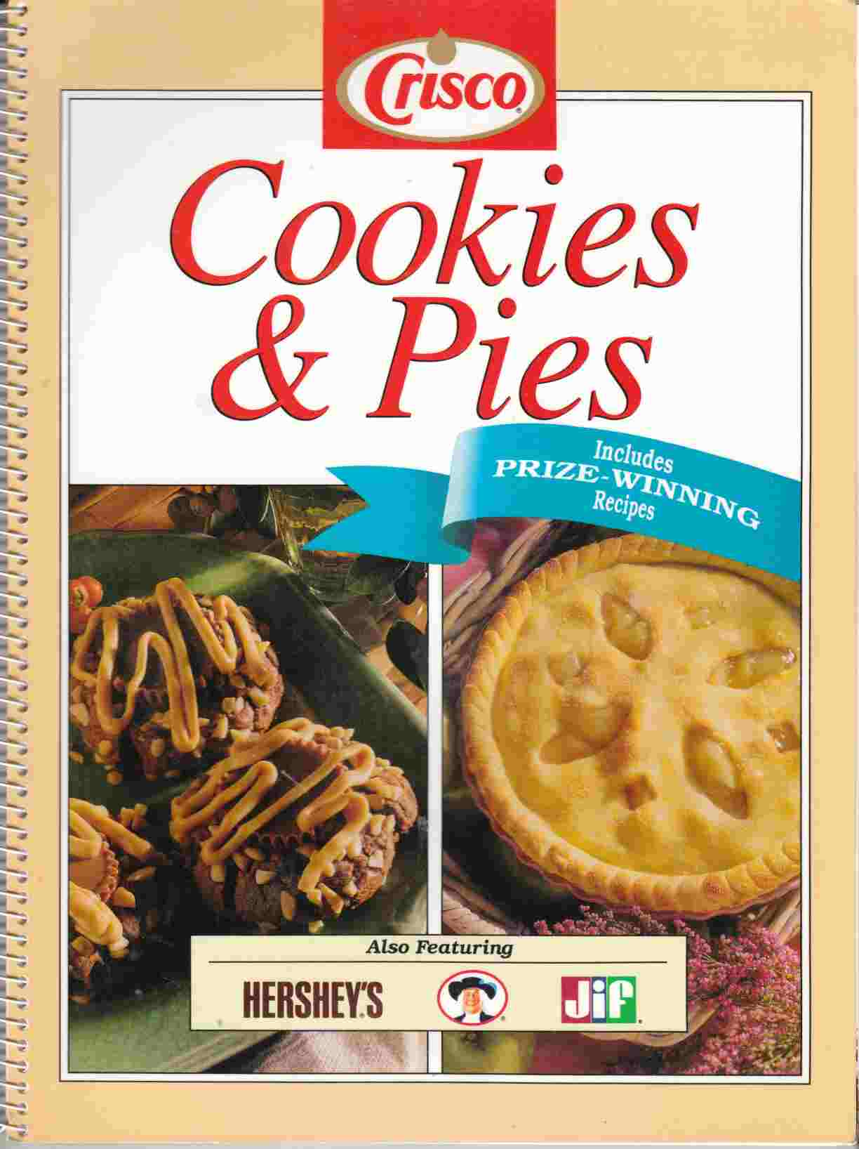 Image for Crisco Cookies and Pies