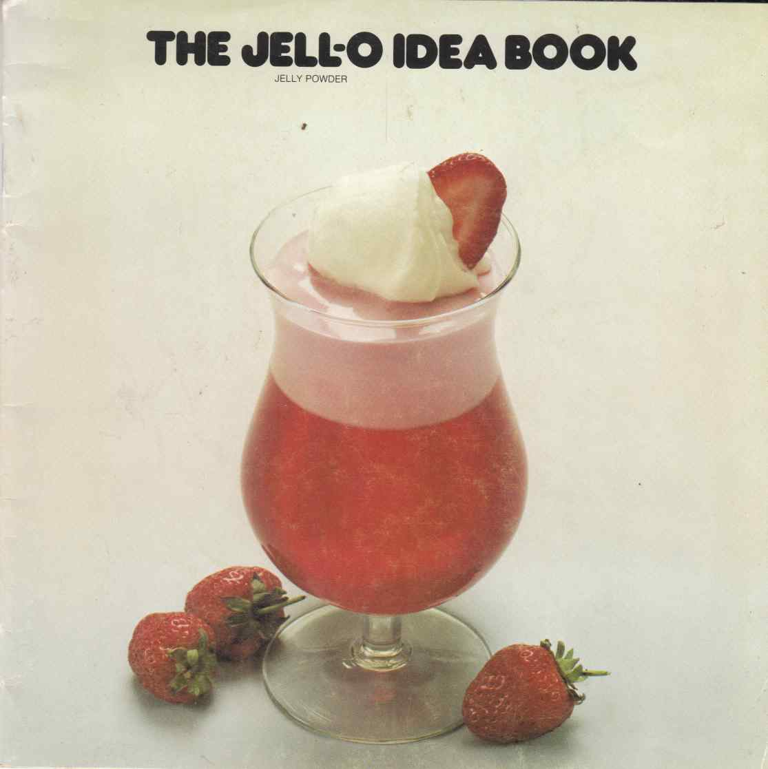 Image for The Jell-O Idea Book