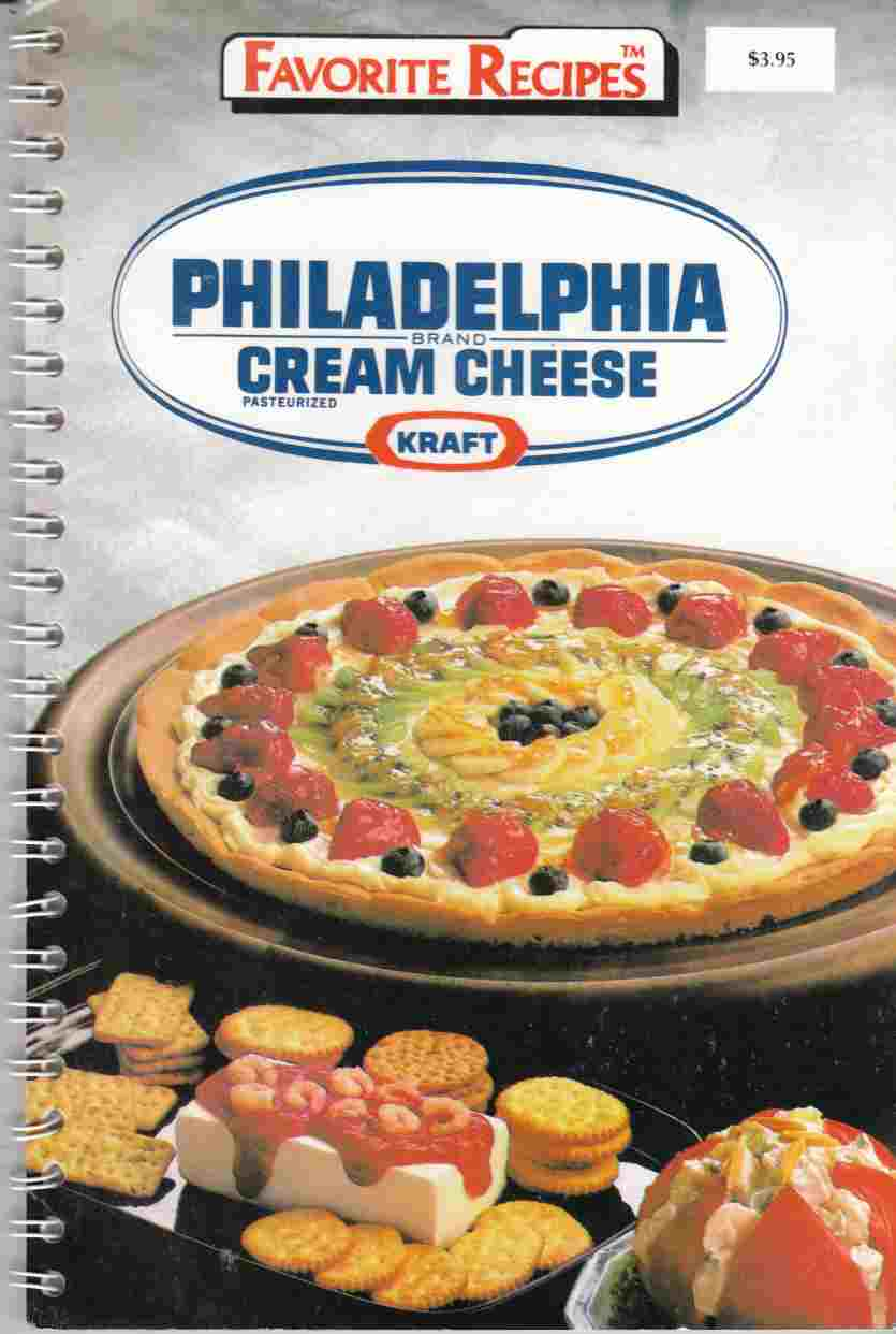 Image for Favourite Recipes: Phildelphia Brand Cream Cheese