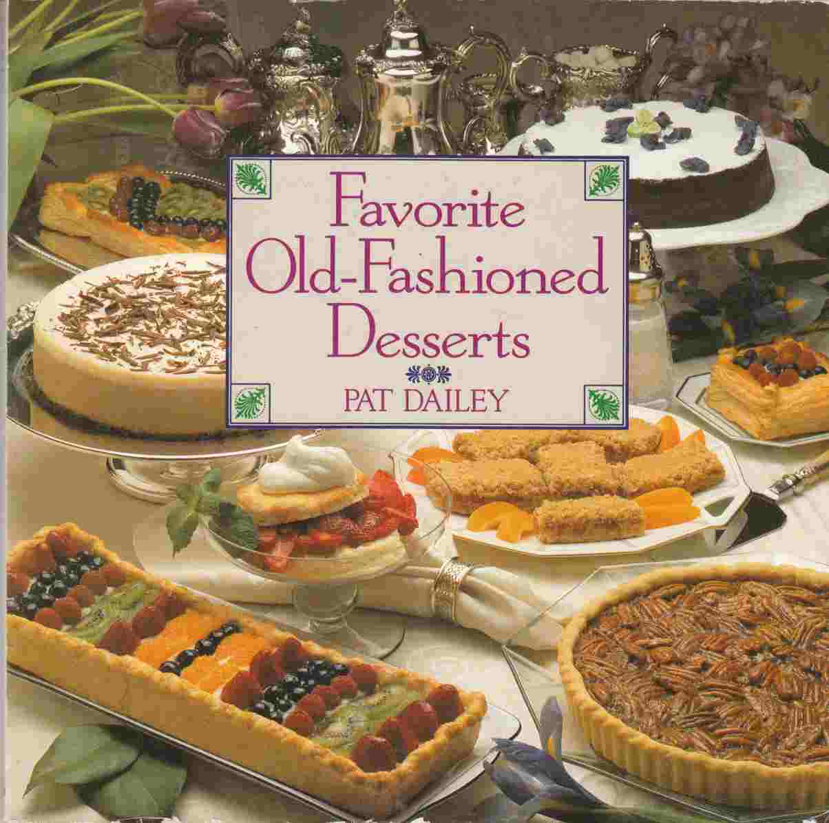 Image for Favorite Old-Fashioned Desserts