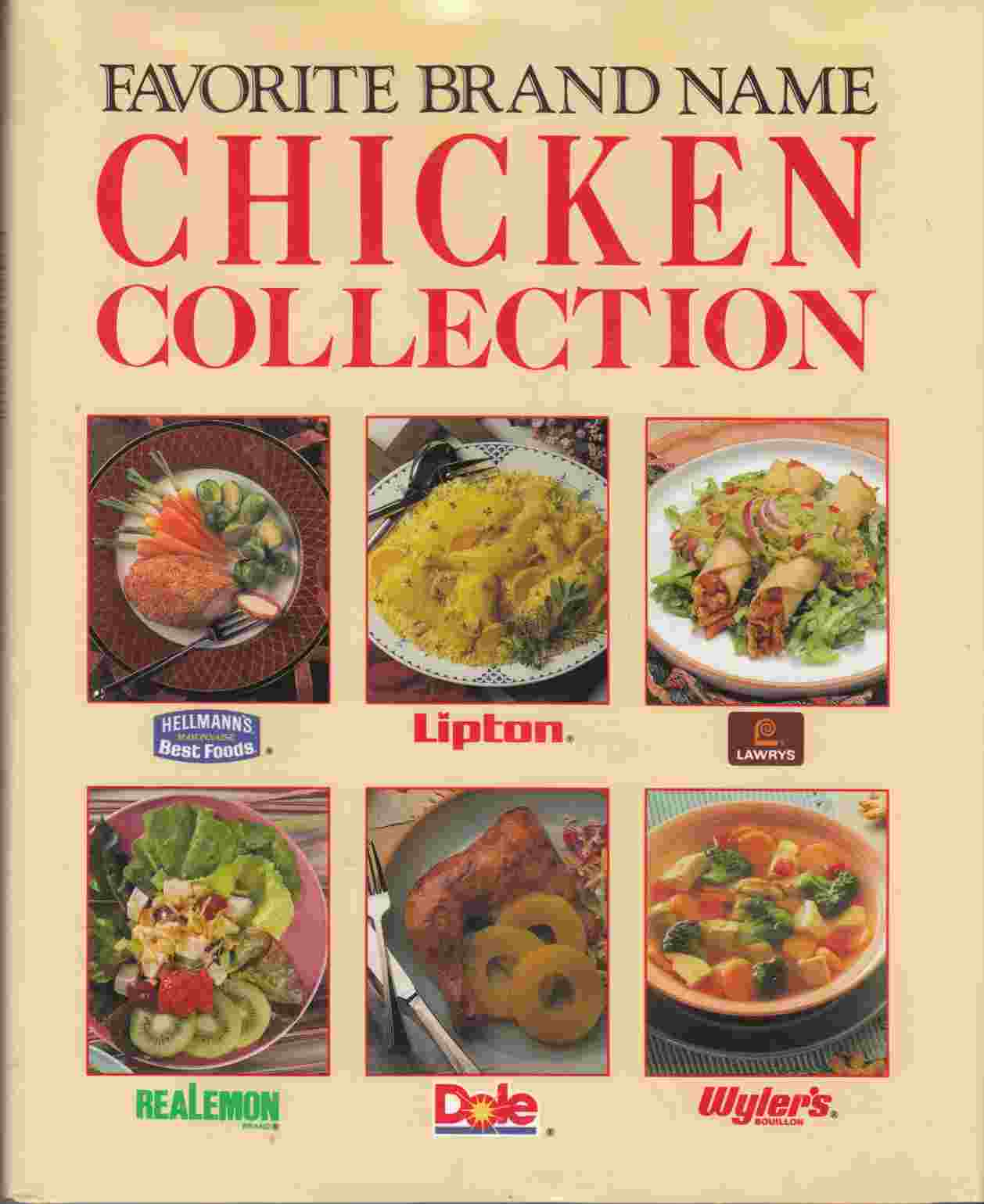 Image for Favorite Brand Name Chicken Collection