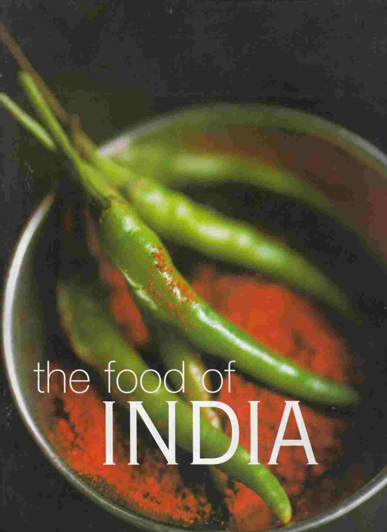Image for The Food of India