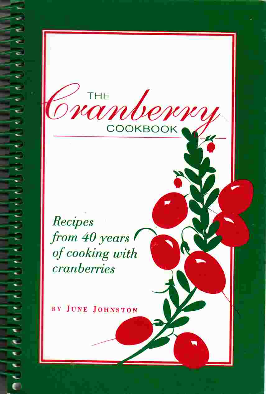 Image for The Cranberry Cookbook